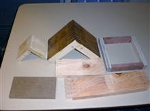 VARIOUS JOINTS MADE WITH USE OF HOMADE JIG BY SKIP BANK