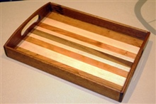 Serving Tray by Ed Dehart