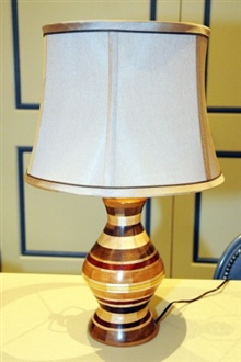Table Lamp by Ed Dehart
