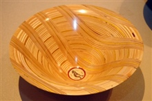 Turned Bowl by Andy McTear