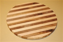 Round Cutting Board By Tom Miller