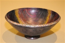 Truned Bowl   Two By Carl Johnson