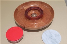 Turned Bowl By Stephan Yovan