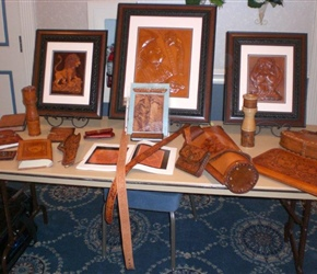 LEATHER GOODS  AND HOW TO INCORPORATE WITH WOOD BY BOB MATHEWS.jpg