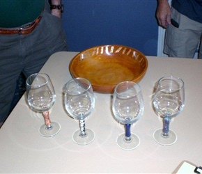 BOWL AND WINE GLASS STEMS BY TOM MILLER.jpg