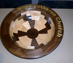 HOPE LUTHERAN CHURCH SEGMENTED BOWL BY CHARLIE MURRAY.jpg